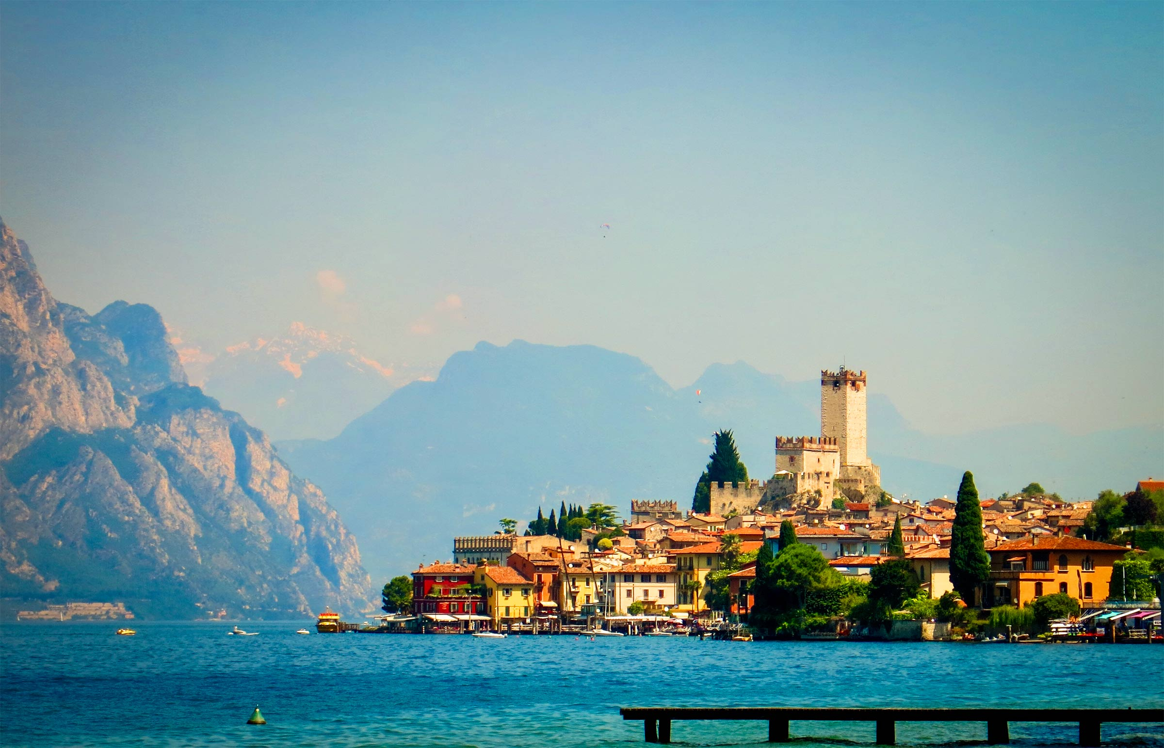 Homepage Lake Garda Main