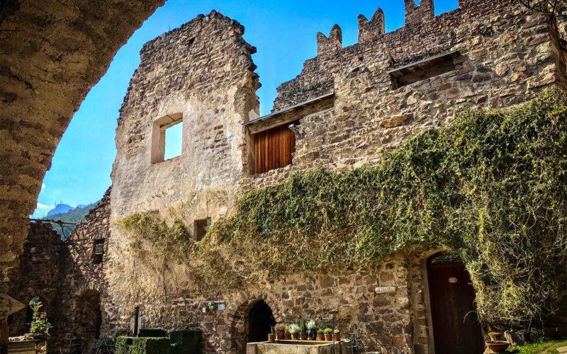 Inside Castle Hocheppan