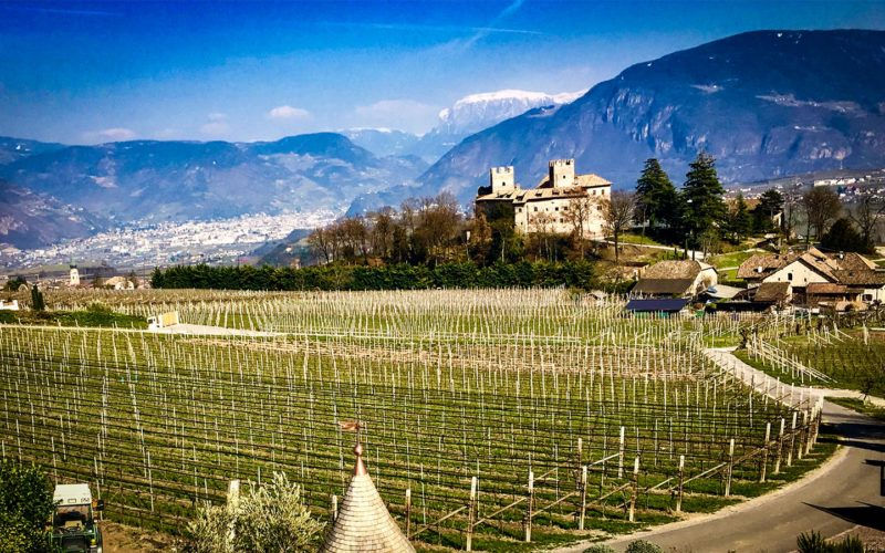 South Tyrol Wine Road