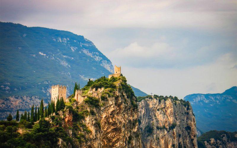 Fort overlooking Riva del Garda