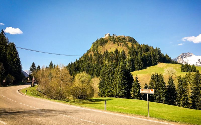 Journey to Neuschwanstein