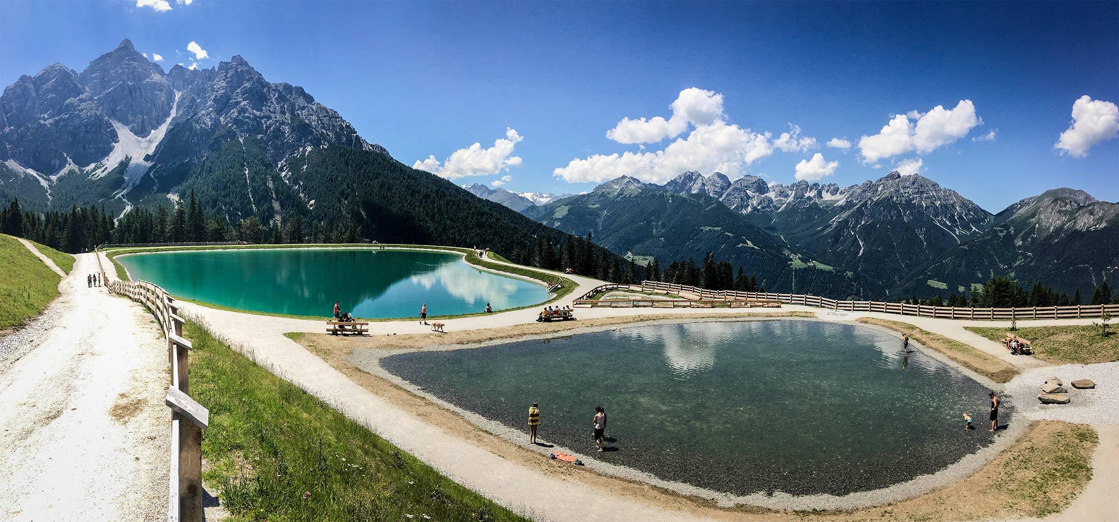 Innsbruck Surrounds Serles