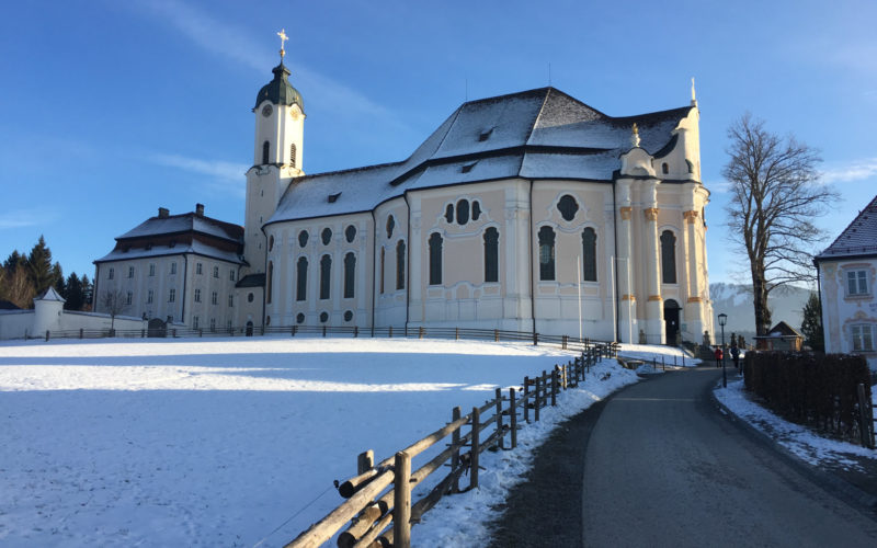 Wies Pilgrimage Church
