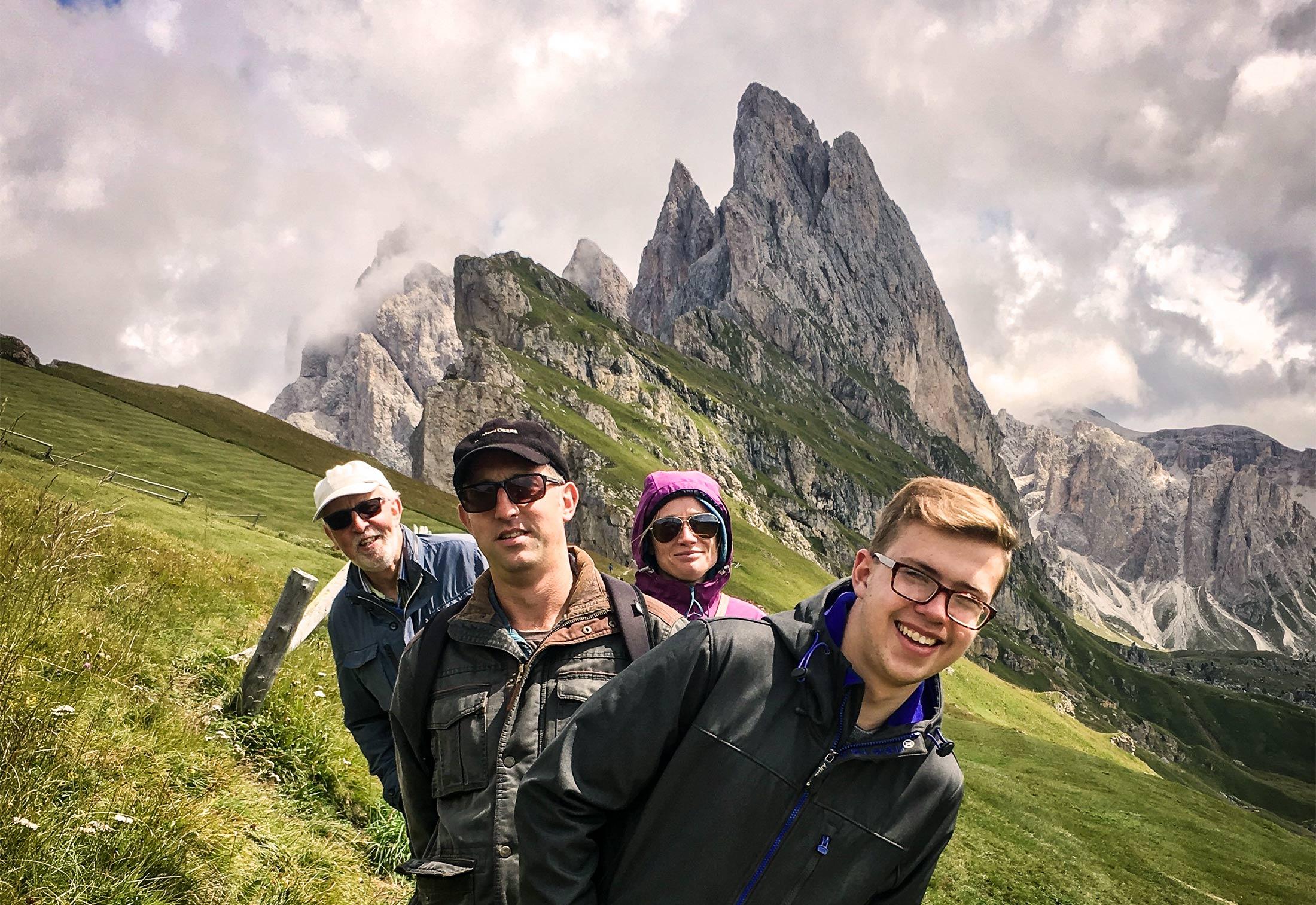 Dolomites Main