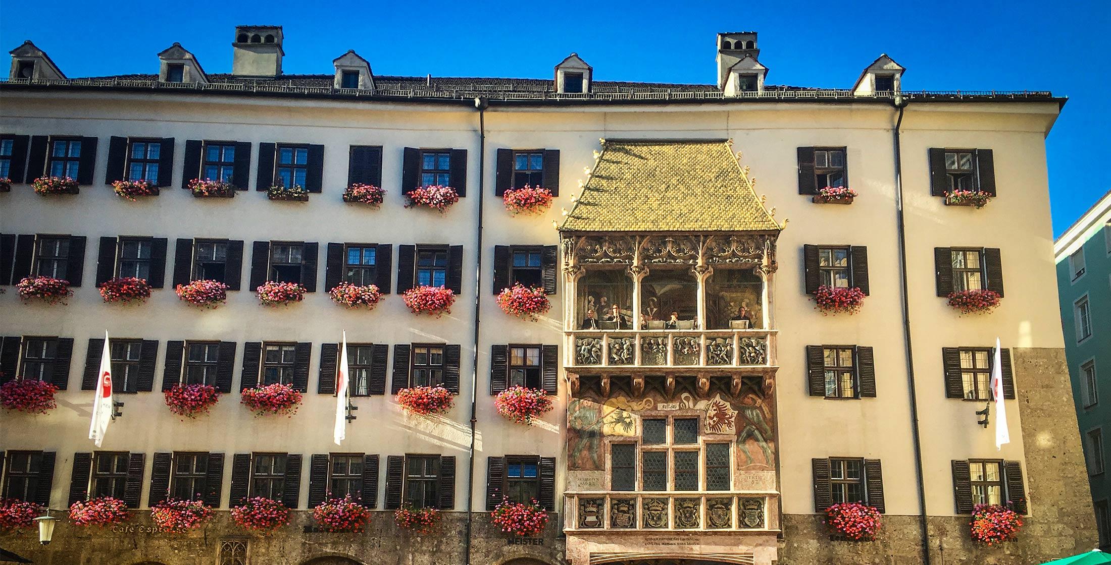 Innsbruck City GoldenDach
