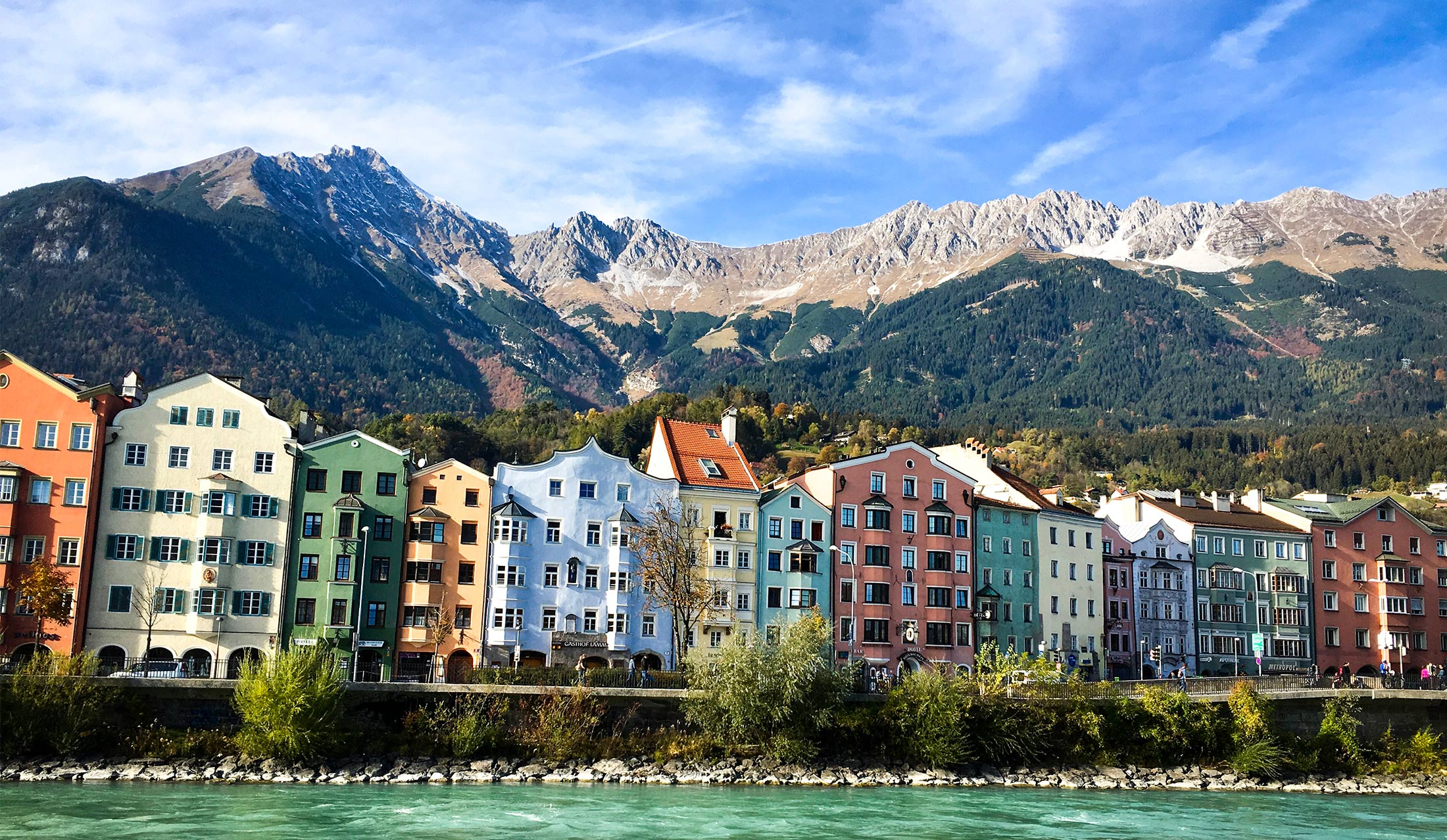 Innsbruck City Main Homepge