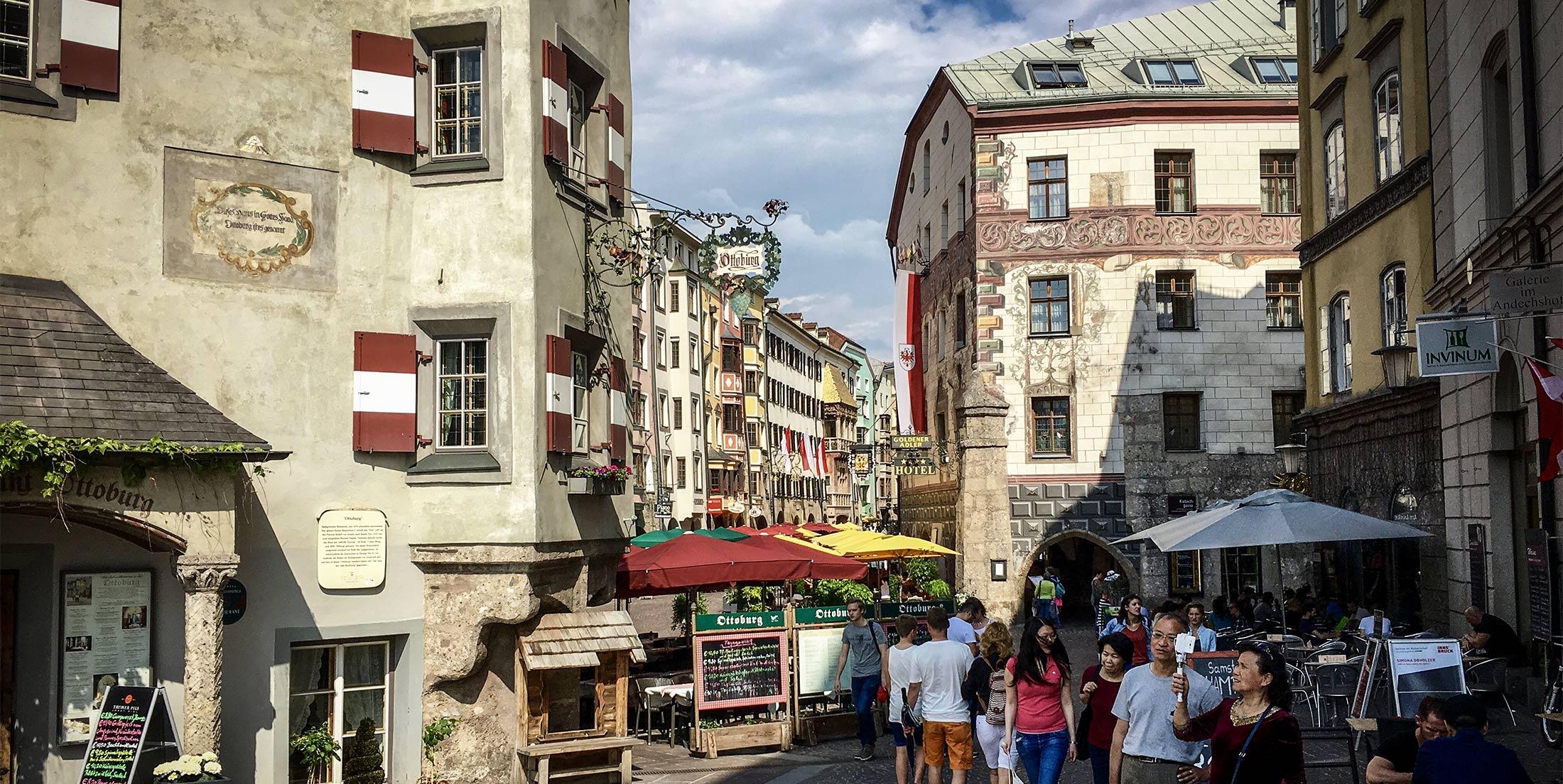 Innsbruck City Streetview