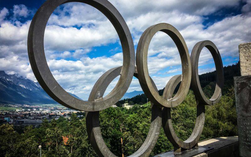 Innsbruck Olympics 1964 & 1976