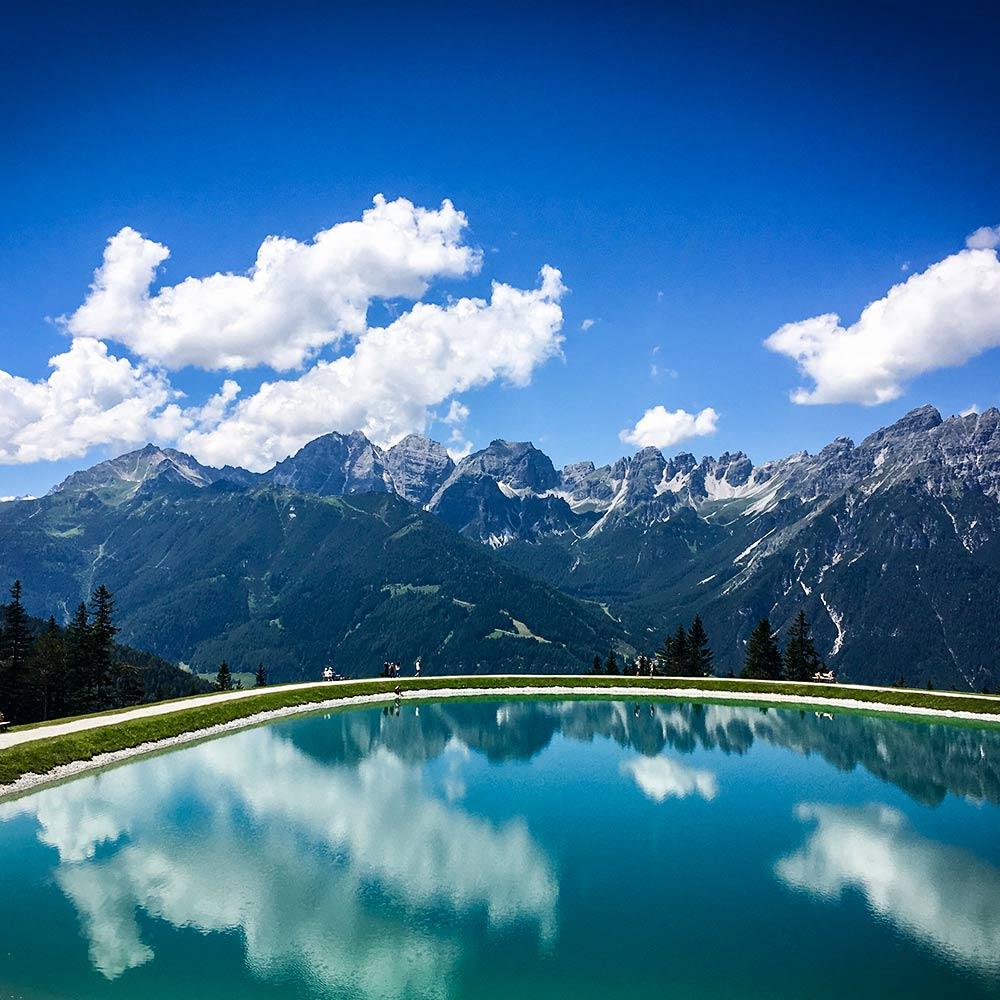 Innsbruck day trips - Serles, Stubaital