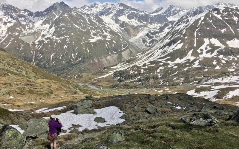 A short uphill walk is worth it